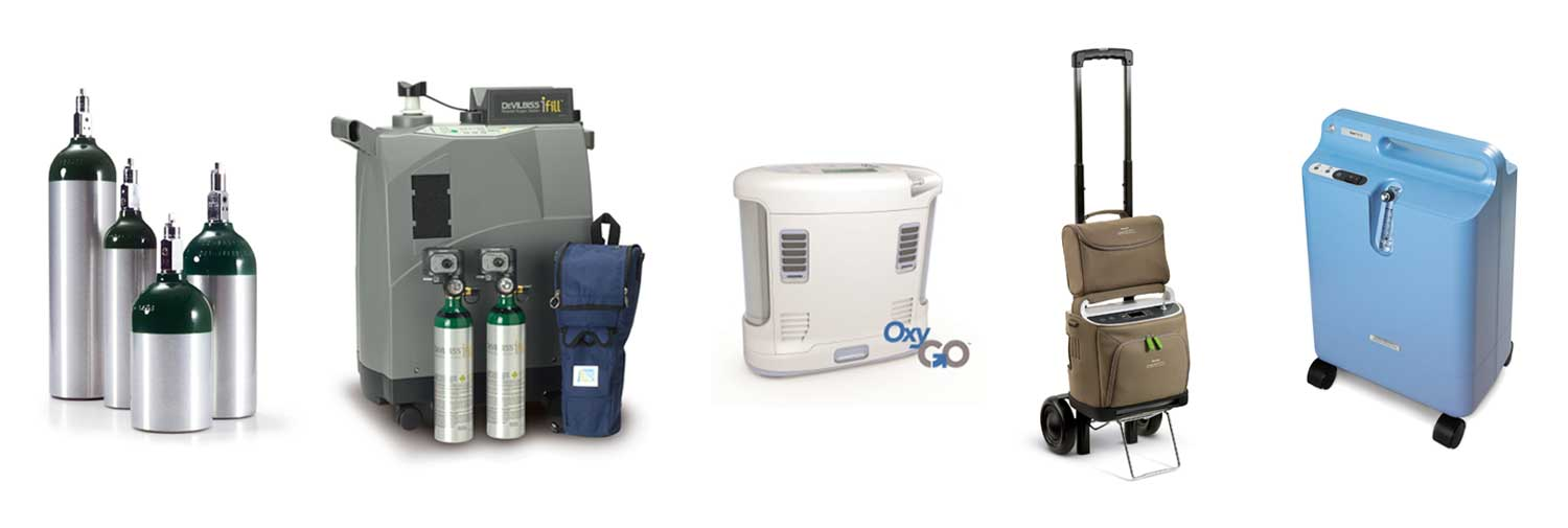 home and portable oxygen therapy products